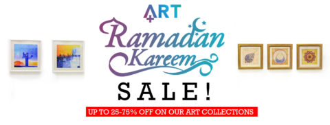 Art Plus is currently having a Ramadan SALE! Until Stock Lasts!