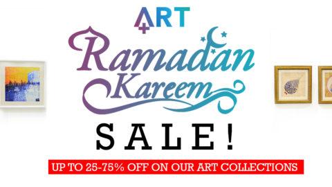 Art Plus is currently having a Ramadan SALE! Until Stock Lasts!