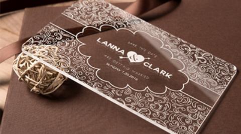 Invitation Card Printing & Design