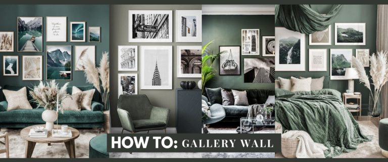 Read more about the article HOW TO: Gallery Wall